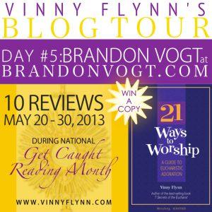 Blog Tour for Catholic Authors