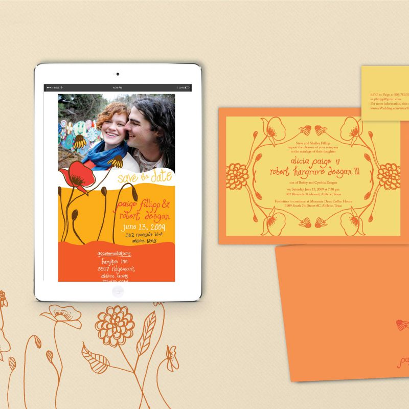 wedding invitation designer