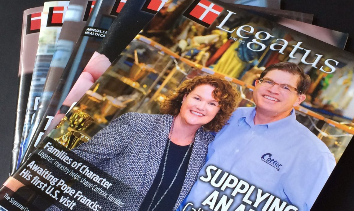 legatus magazine